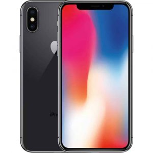 iPhone X – No Face ID